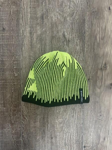 Fischer Hat - Bromont - black/yellow