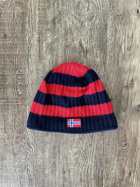 Fischer Hat - Country - Norway - black/red