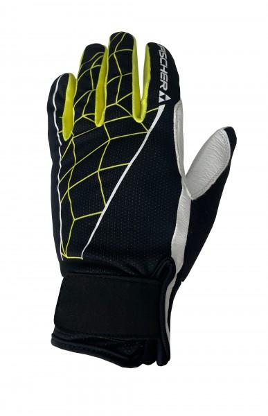 Produkt Abbildung G90016 - XC Glove Racing Pro - Black - Yellow.JPG