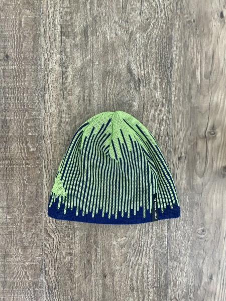 Fischer Hat - Bromont - royal blue/green