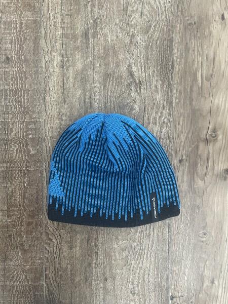 Fischer Hat - Bromont - black/royal blue
