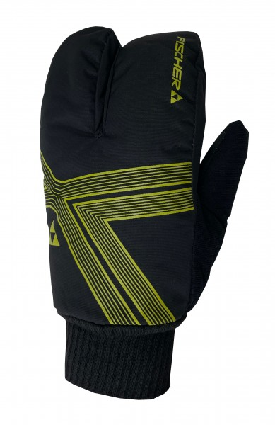 Produkt Abbildung G92311 - XC Glove Lobster - Black - Yellow.JPG