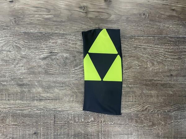 Fischer Headband light - black/yellow