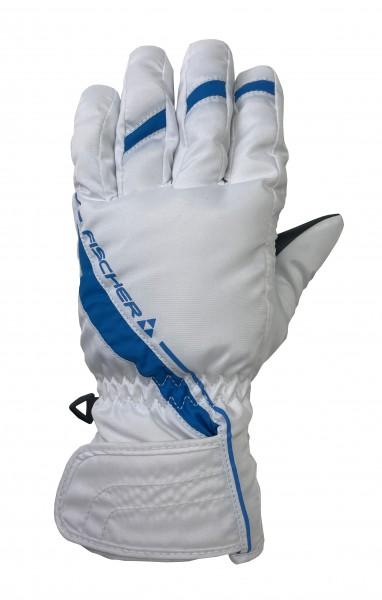 Fischer Ladies Ski Glove My Style - white - Gr.: 7,5