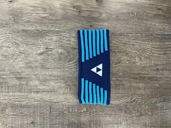 Fischer Headband Vang - navy/ royal blue - S/M