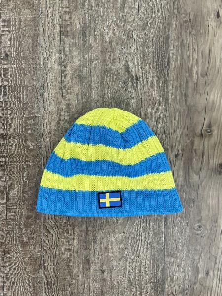 Fischer Hat - Country - Sweden - blue/yellow
