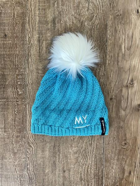 Fischer Hat - Madonna - adria blue