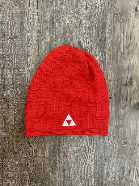Fischer Hat - Arosa - red