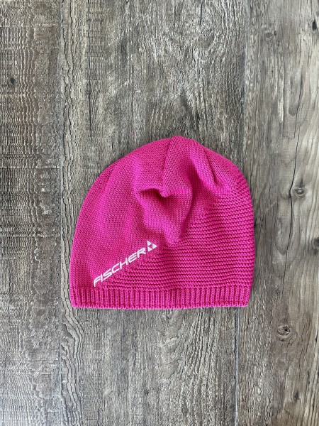 Fischer Beanie Long - Megeve - pink
