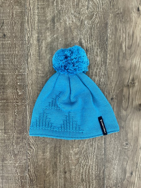 Fischer Hat - Kitz - cyan blue
