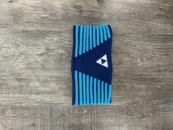 Fischer Headband Vang - navy/ royal blue - L/XL