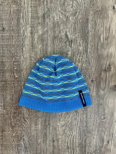 Fischer Hat/Beanie/Mütze - St. Anton - royal blue/green