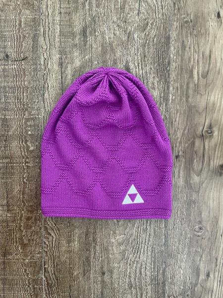 Fischer Hat - Arosa - purple