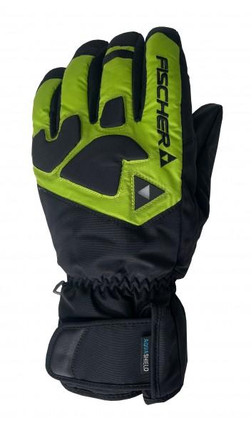 Produkt Abbildung G30215 - Ski Glove Sport - Black - Lime.JPG