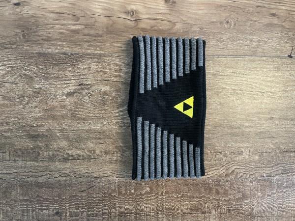 Fischer Headband Vang - black/anthrazit/yellow - L/XL