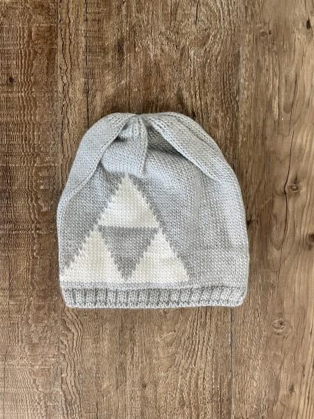 Fischer Hat - Sunny Valley - silver/white